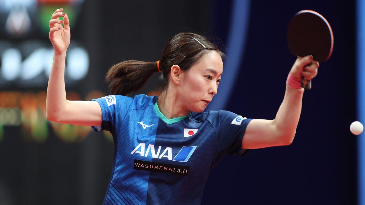 卓球女子世界ランキング(2021年第14週)|石川が10位に 試合がないのにランク変動の理由とは