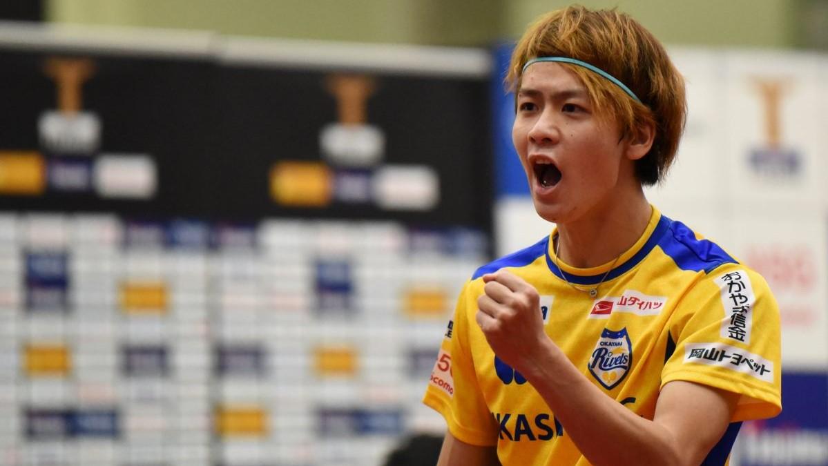 田添響「また皆さんの前でプレーしたい」 岡山リベッツと契約更新