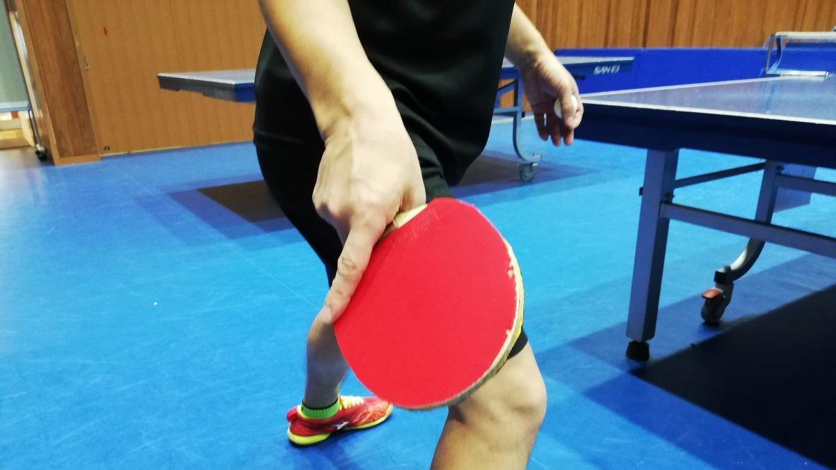ロングサーブに対するレシーブの3つのポイント|頭で勝つ!卓球戦術