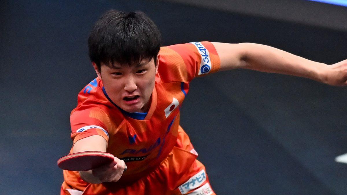 張本はオフチャロフと再戦 伊藤は2種目で準決勝に臨む<WTTスターコンテンダードーハ>