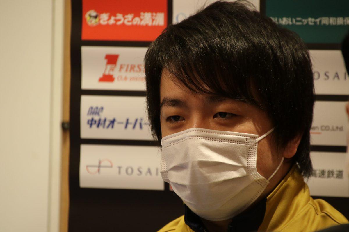 写真:岸川聖也コーチ/撮影:ラリーズ編集部