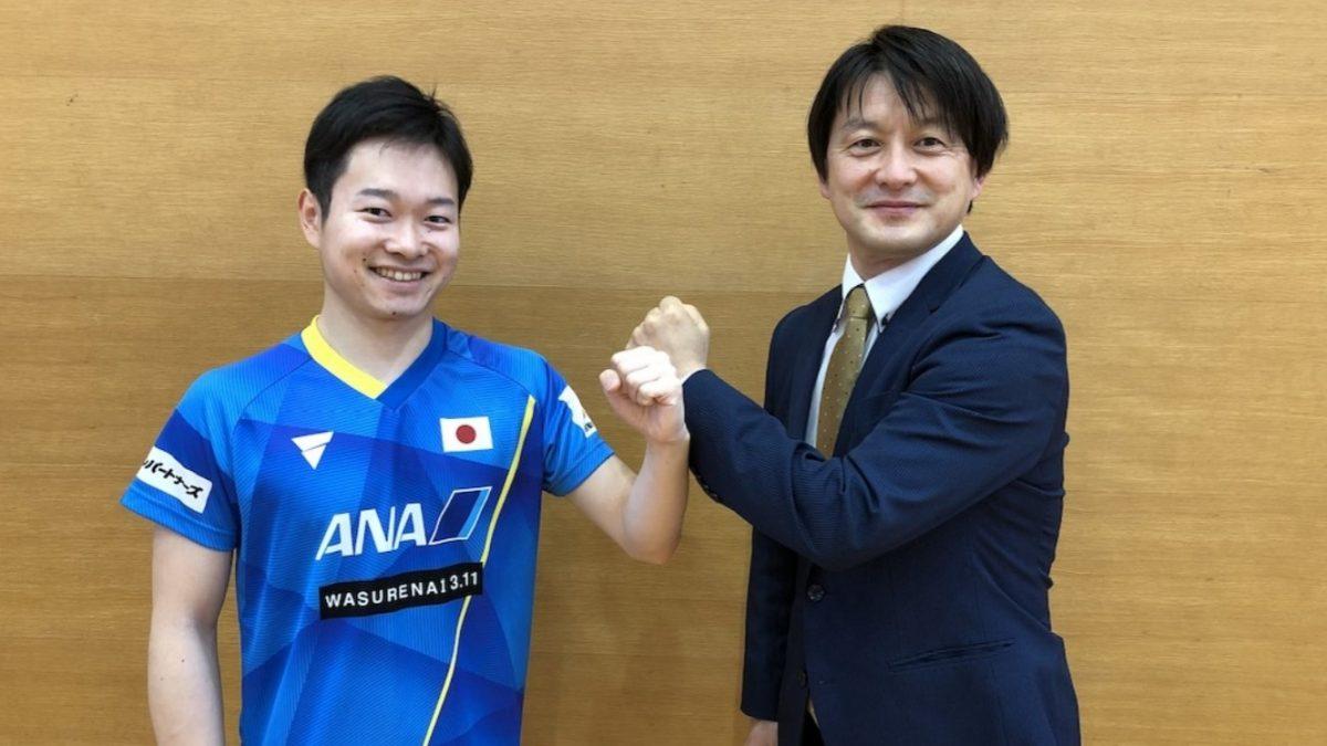 パラ卓球日本代表特命監督に伊藤誠氏が就任「メダル獲得のために全力で取り組む覚悟」