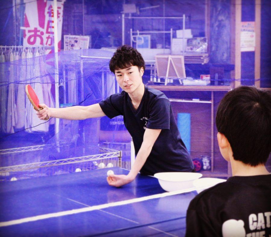 愛知県江南市から卓球未経験者に卓球の魅力を伝える!! テーブルテニスハウス「リバーズ」の卓球コーチ募集!!