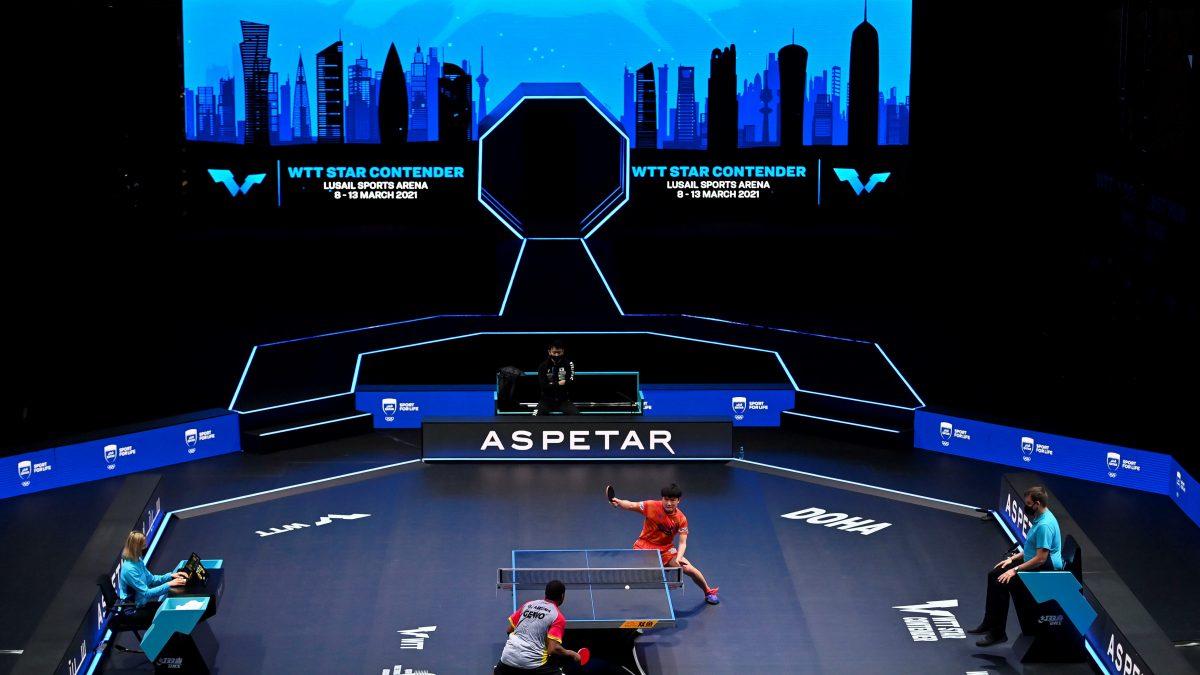 テレビ東京、卓球新大会WTTの2024年末までの放映権契約を締結