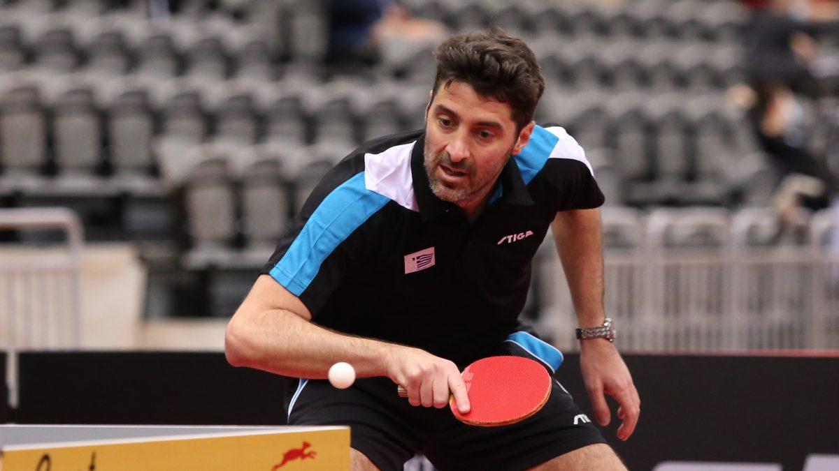 ジオニスらが五輪出場目指して臨む<卓球・ヨーロッパ五輪予選見どころ>