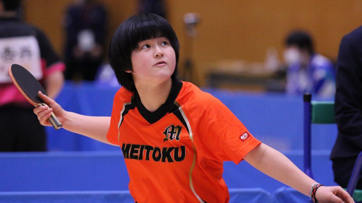全日本ジュニア3位の女子高生・白山亜美、日本ペイントマレッツと契約