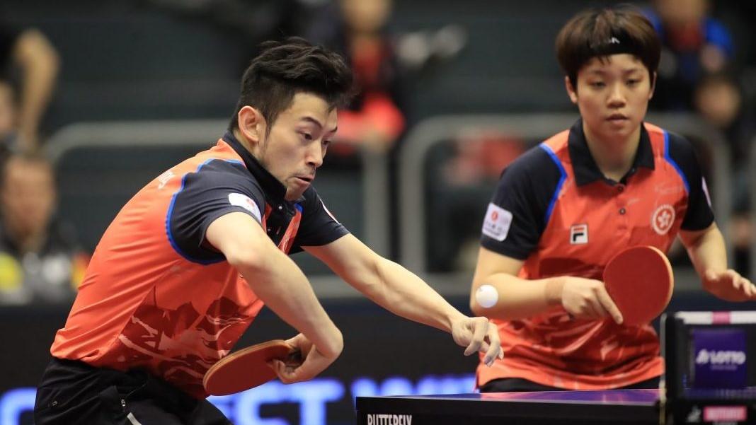 東京五輪卓球競技、香港代表が決定 黄鎮廷、杜凱琹ら選出