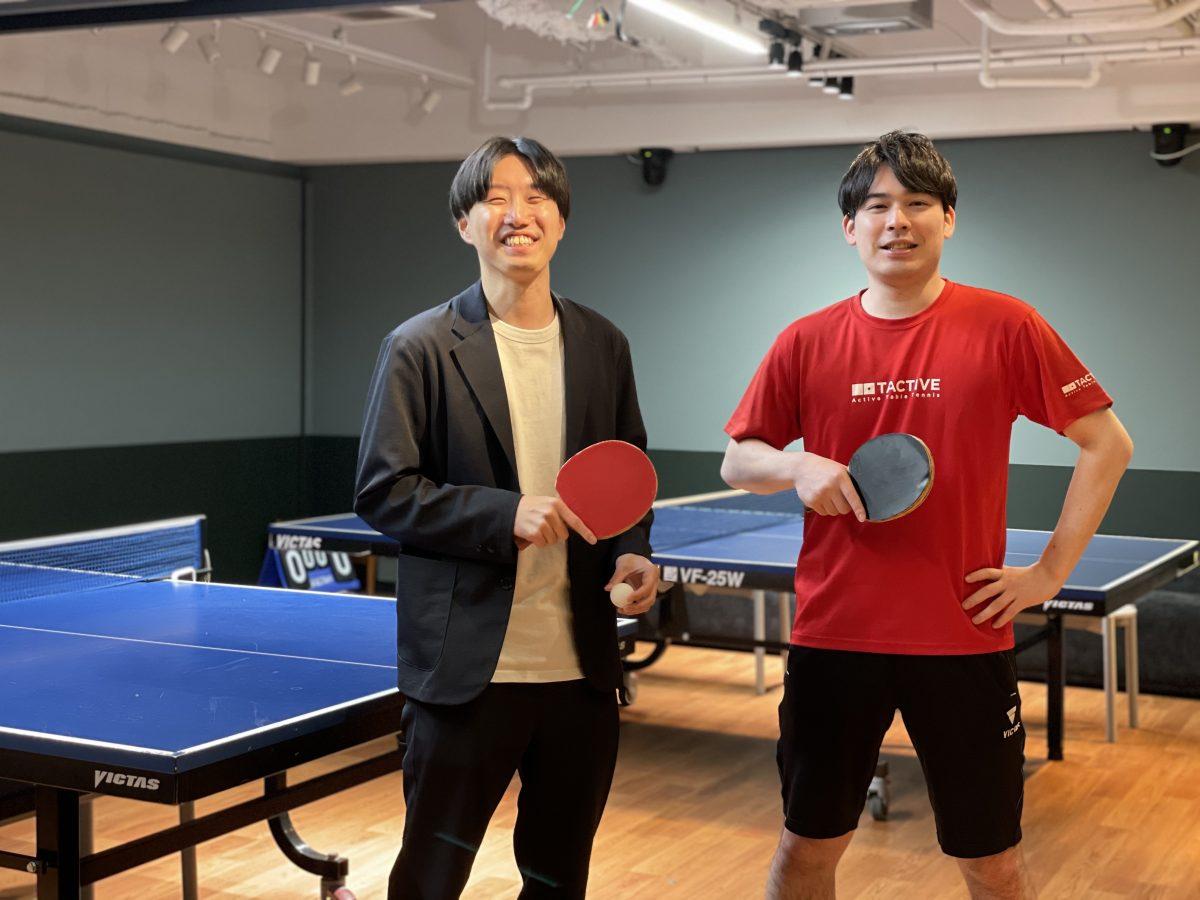 【卓球好き必見】副業・インターン先に「卓球スクール」を選ぶと人生どうなるのか?[PR]