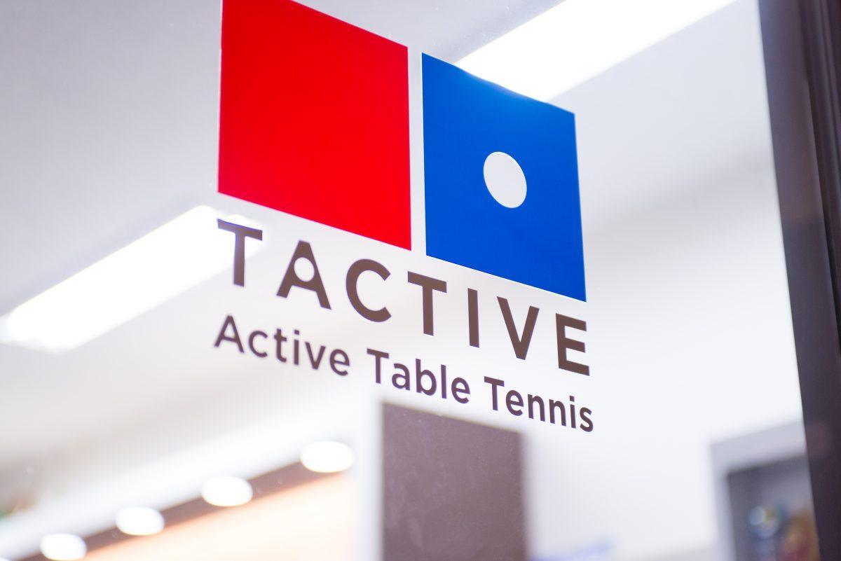 TACTIVE、タクティブ、卓球スクール