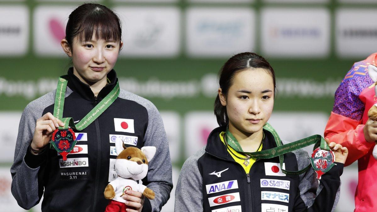 2021世界卓球ヒューストン大会、男女日本代表選考基準発表 選考会は9月に大分で