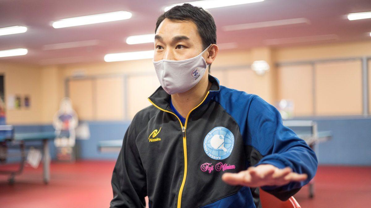 関西卓球アカデミー・王子コーチに聞く「なぜ中国は卓球が強いのか」「伊藤美誠の強さとは」