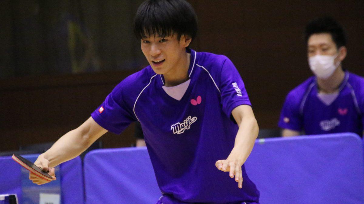 戸上、日本勢対決を2度制し予選通過 22日は全種目で日本選手登場<卓球・WTTスターコンテンダードーハ>