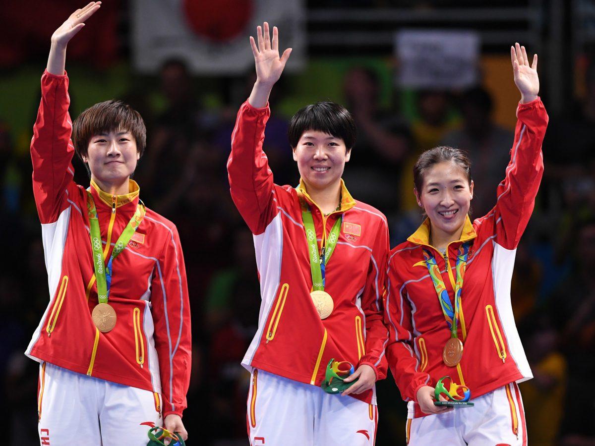 リオ五輪・中国