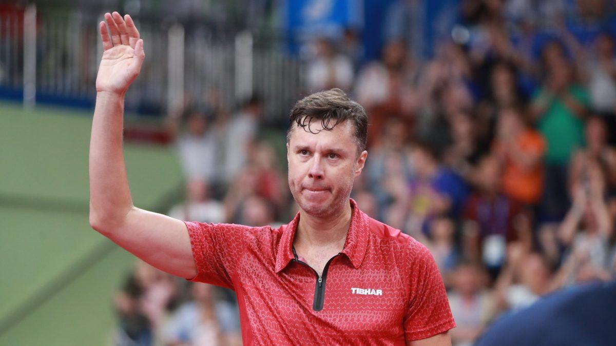 """五輪6大会出場の""""ベラルーシの英雄""""サムソノフ、現役引退をベラルーシ卓球協会が発表"""