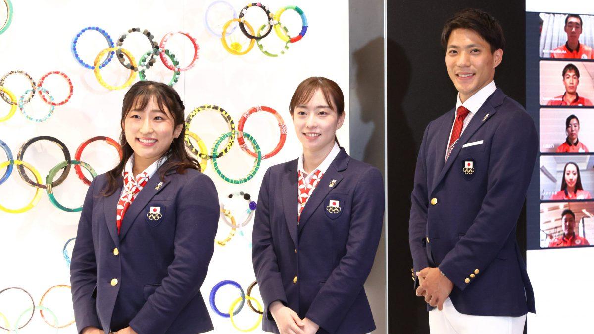 「佳純ちゃん、眩しかったです」「悔いのない戦いを」選手団副主将の石川佳純に温かいコメント