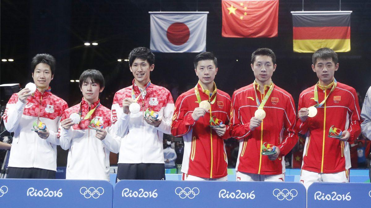 """卓球日本男子、実は24年前に""""絶対王者""""中国に勝っていた 五輪団体戦でも中国超えなるか"""
