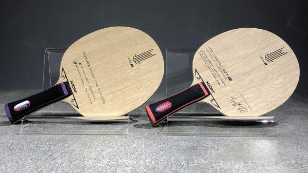 卓球・アイスクリームシリーズを徹底解剖 異なる素材を組み合わせ韓国・鄭栄植も使う新感覚の攻撃ギア