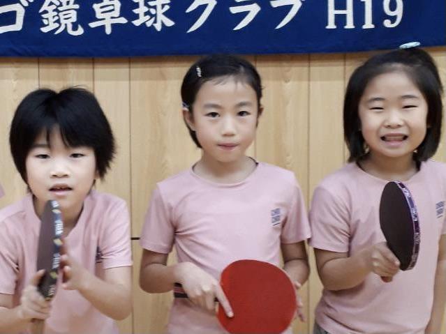 山田あかり(左)、深山稟心(中央)、本郷蒼空(右)
