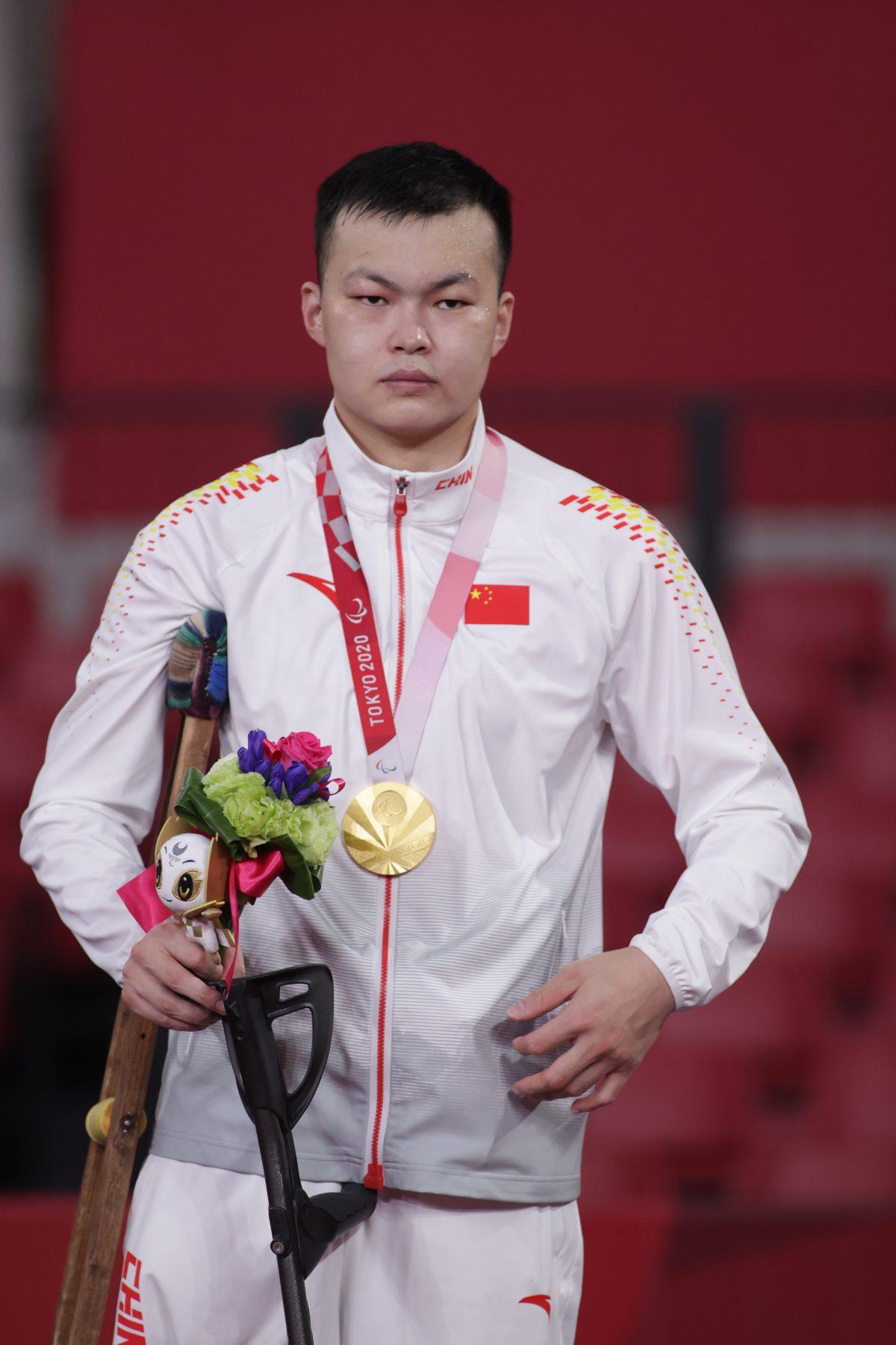 写真:閆碩(ヤンシュオ・中国)/提供:ITTF