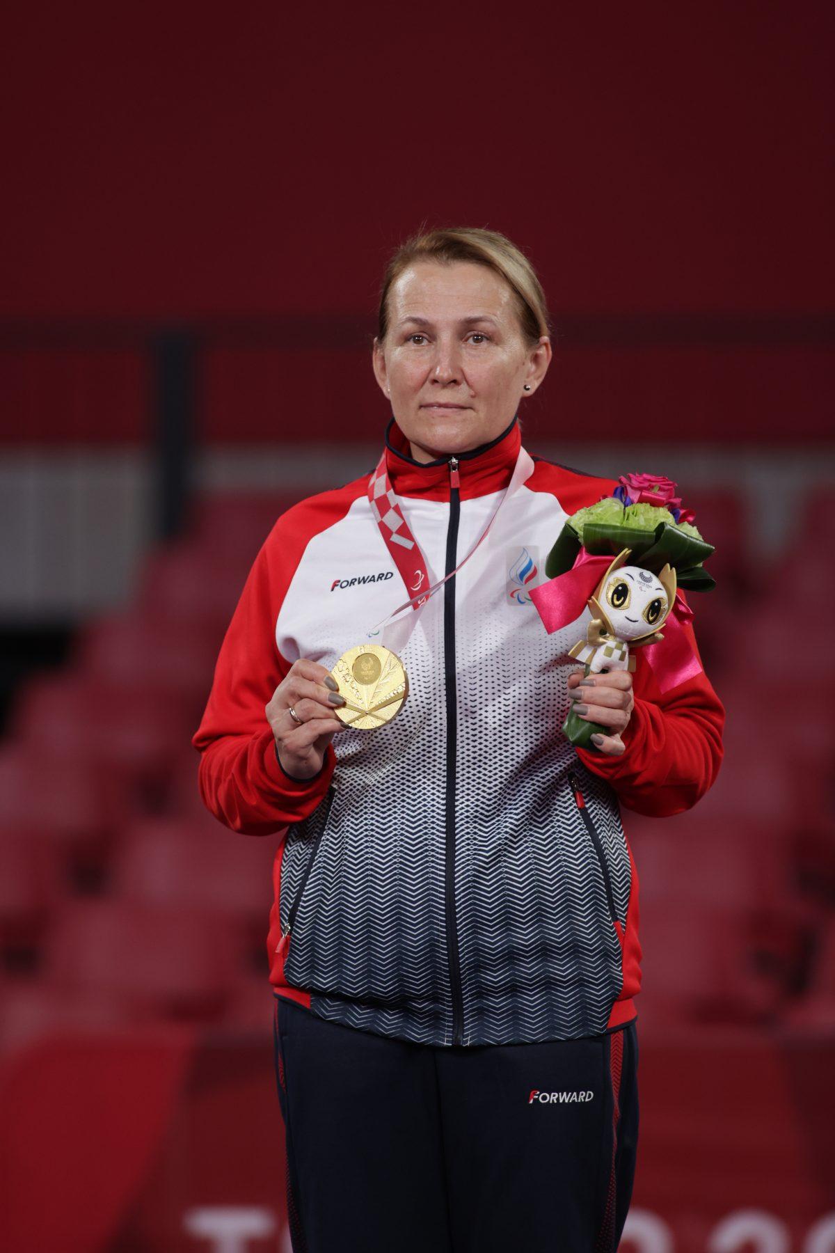 エレナ・プロコフェワ(ロシア)