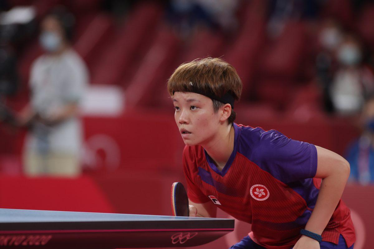 写真:杜凱琹(中国香港)/提供:ITTF