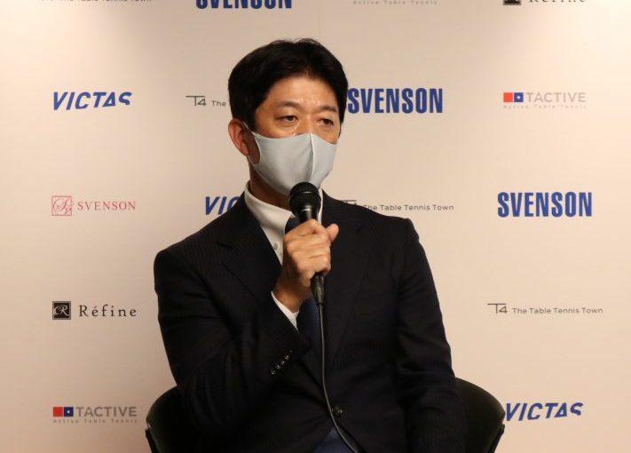 「水谷の穴を埋めるだけじゃだめ」松下浩二が卓球日本男子に期待すること