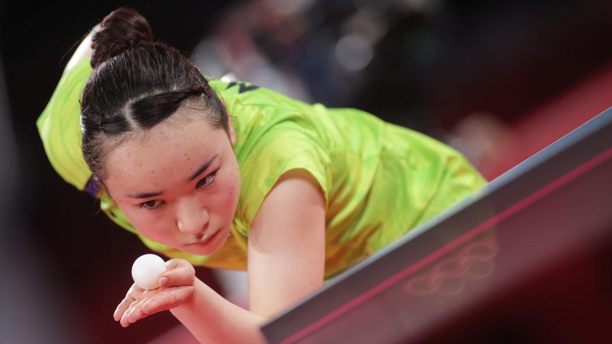 写真:伊藤美誠(スターツ)/提供:ITTF