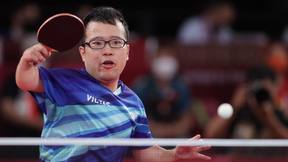 個人戦の全試合が終了 八木・井上が男子団体でのメダル獲得を目指す<卓球・パラ五輪>