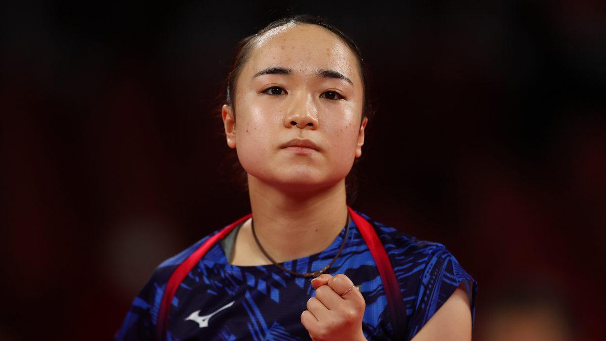【五輪卓球】伊藤「最後まで楽しくできた」 出場した全3種目で金、銀、銅のメダル獲得