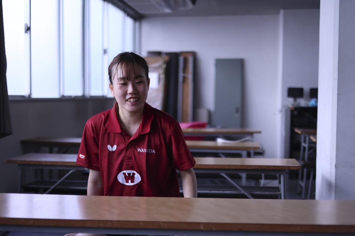 写真:杉田陽南(早稲田大学)/撮影:槌谷昭人