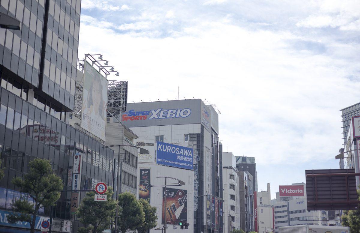 写真:スーパースポーツゼビオ御茶ノ水本店/撮影:ラリーズ編集部