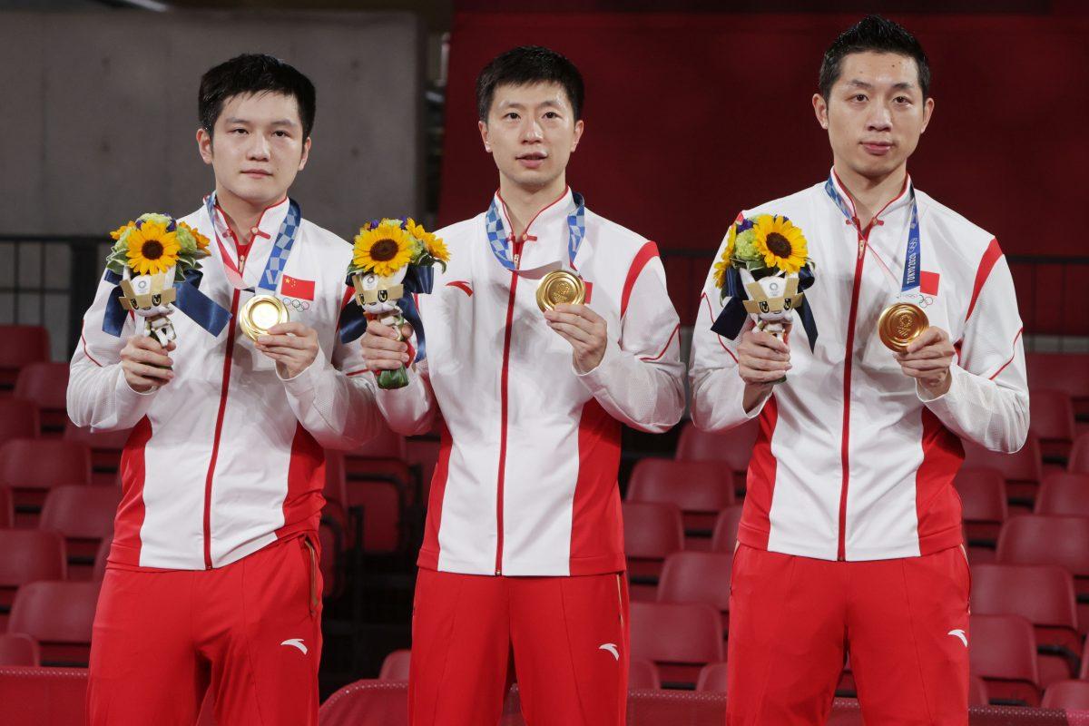 男子中国代表