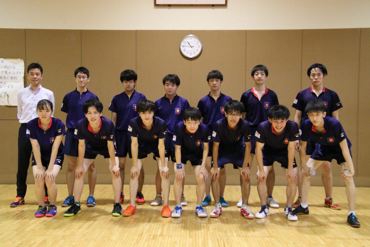 慶應義塾大学卓球部