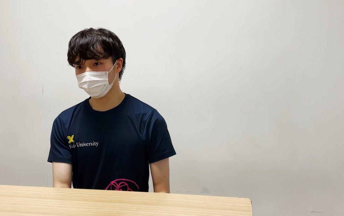 写真:林亮宏(慶應義塾大学)/撮影:ラリーズ編集部