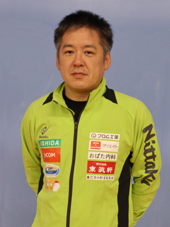 石田弘樹氏