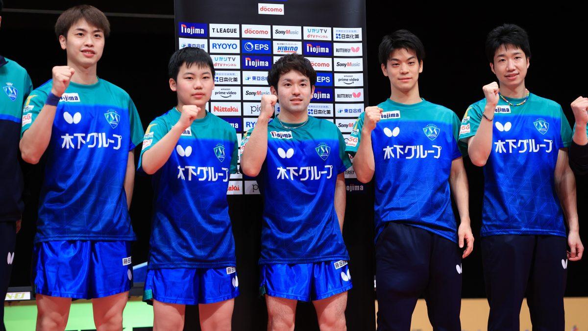 全日本王者・及川瑞基、東京五輪銅の丹羽孝希に2勝 木下開幕3連勝