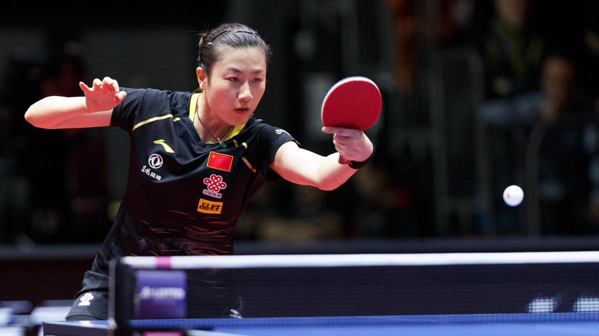 リオ五輪金・丁寧、引退発表 中国卓球女子を牽引したサウスポーの次なる進路は北京大学
