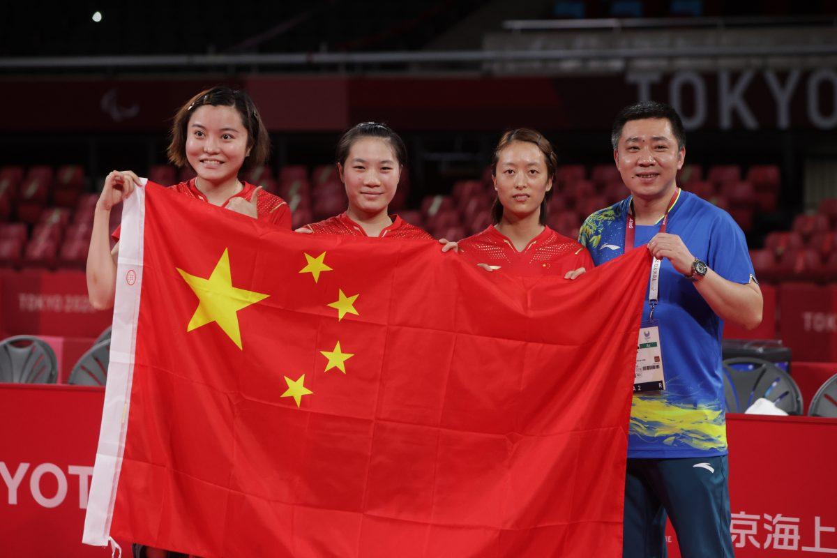 クラス6~8中国女子代表