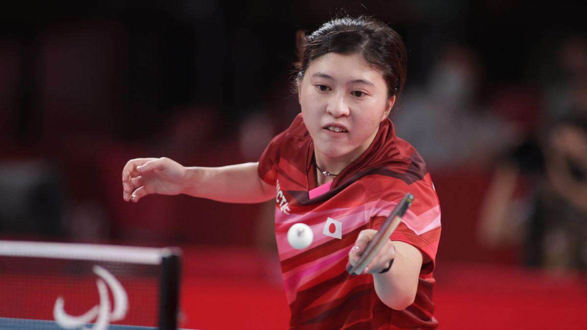 日本代表の全試合が終了 団体は惜しくもメダル獲得ならず<卓球・パラ五輪>