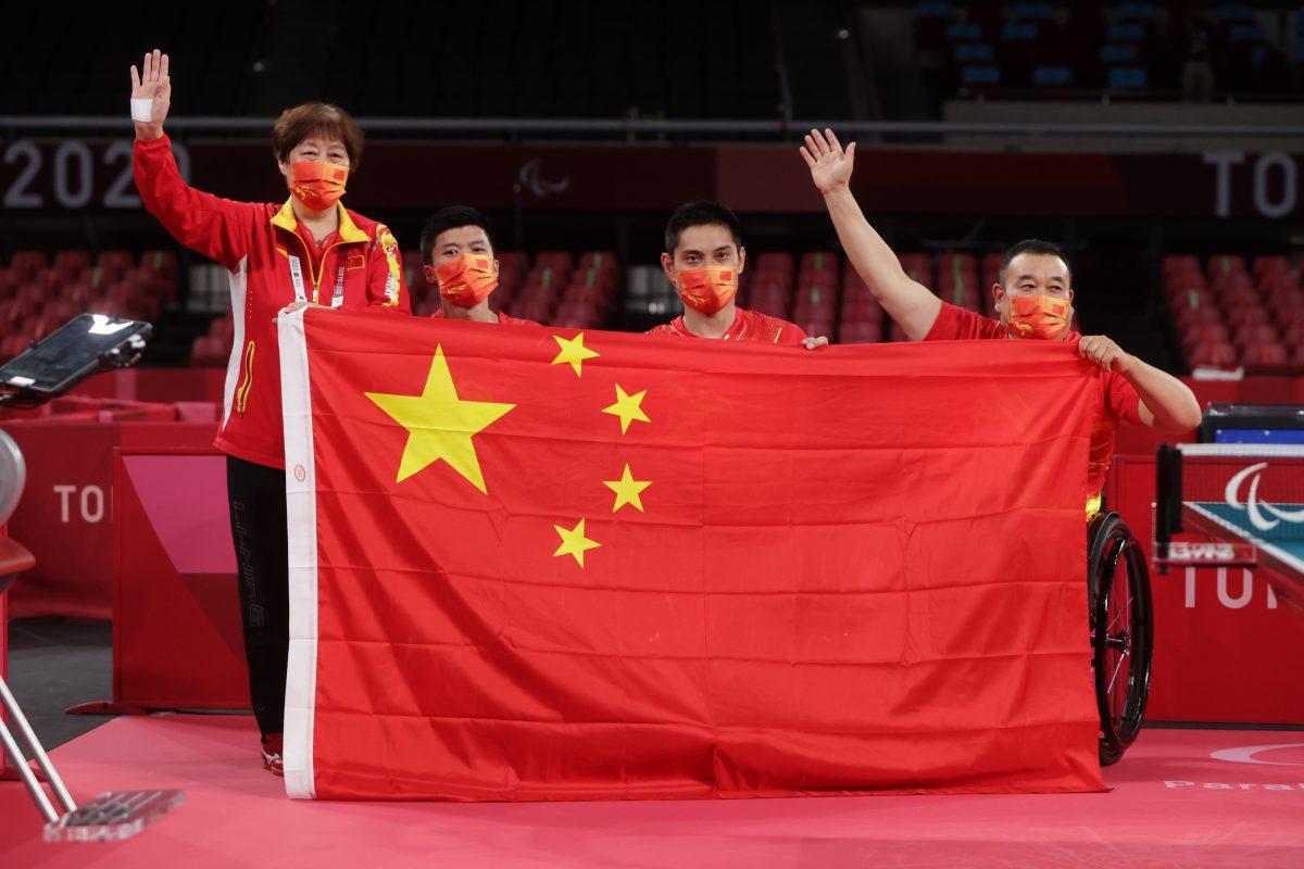 クラス3中国男子代表