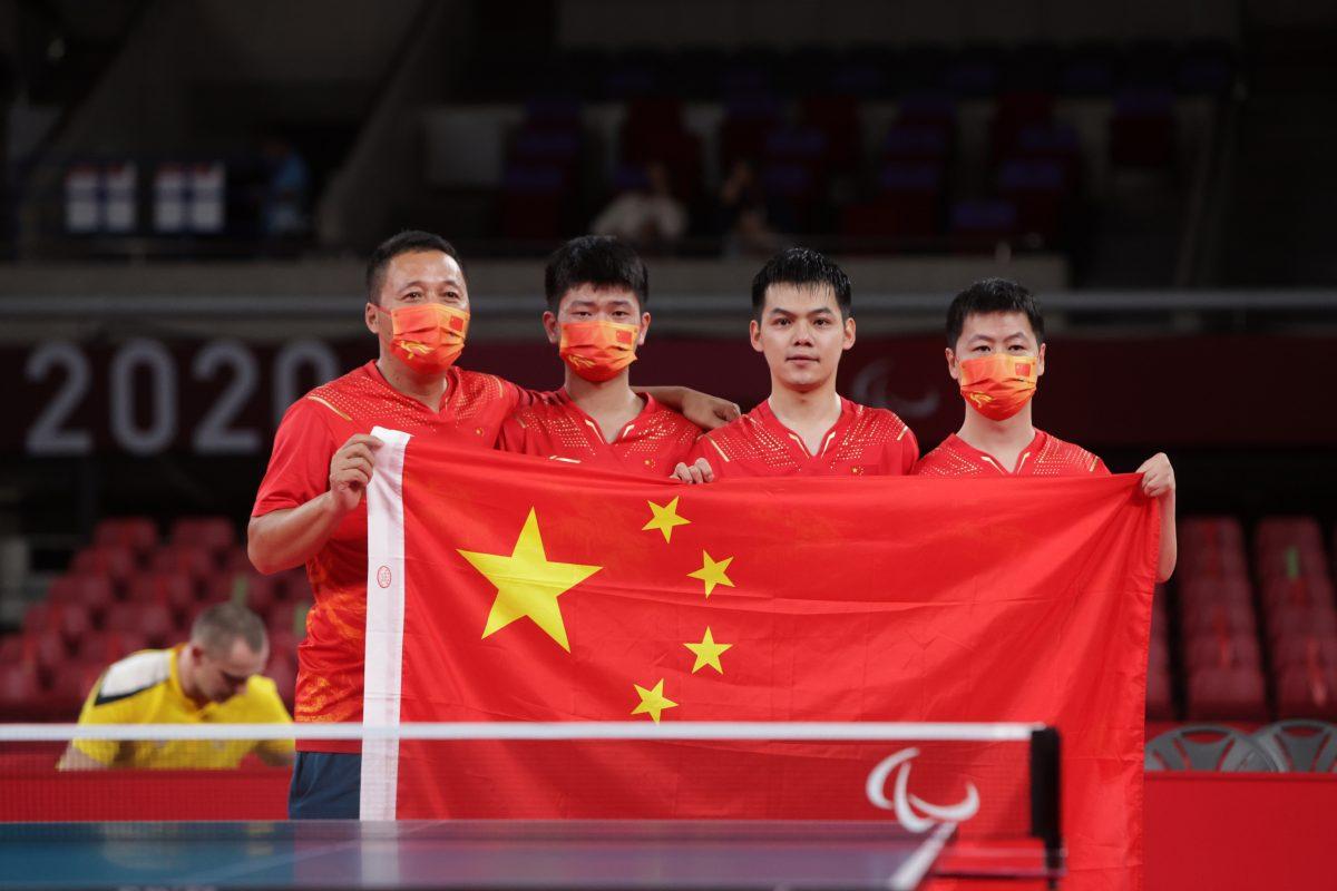 クラス8中国男子代表