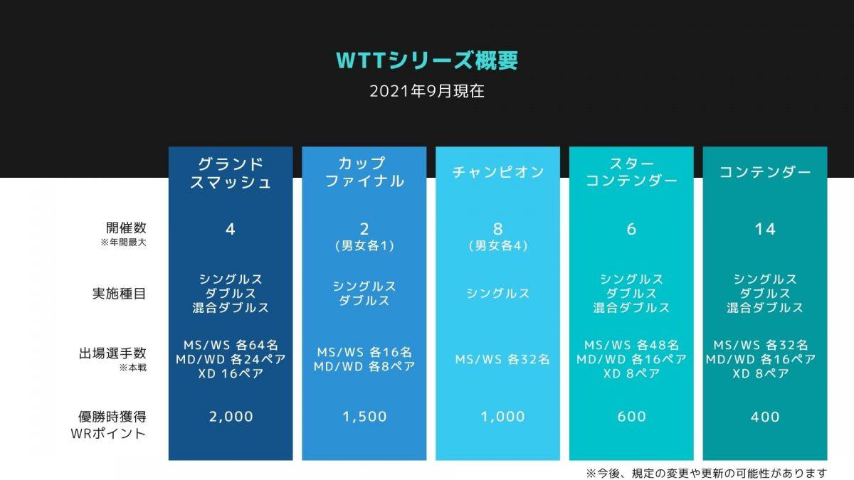 図:WTT概要/作成:ラリーズ編集部
