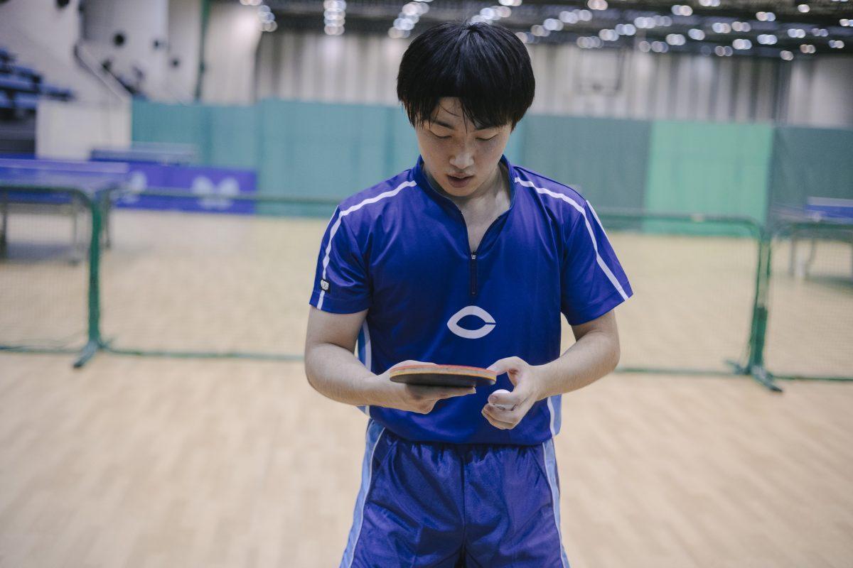 小野寺翔平選手(中央大学)