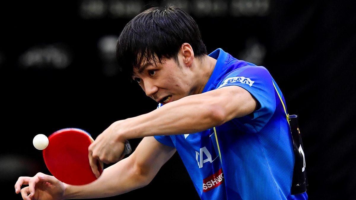 木造勇人、世界卓球3位に勝利 台湾のベテランに苦杯も価値ある8強入り<アジア選手権>