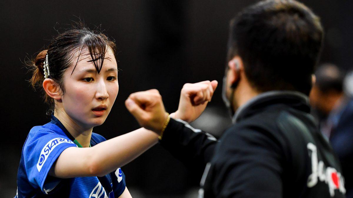 卓球女子世界ランキング(2021年第41週)|アジア選手権3冠の早田ひな、日本勢4番手の17位に