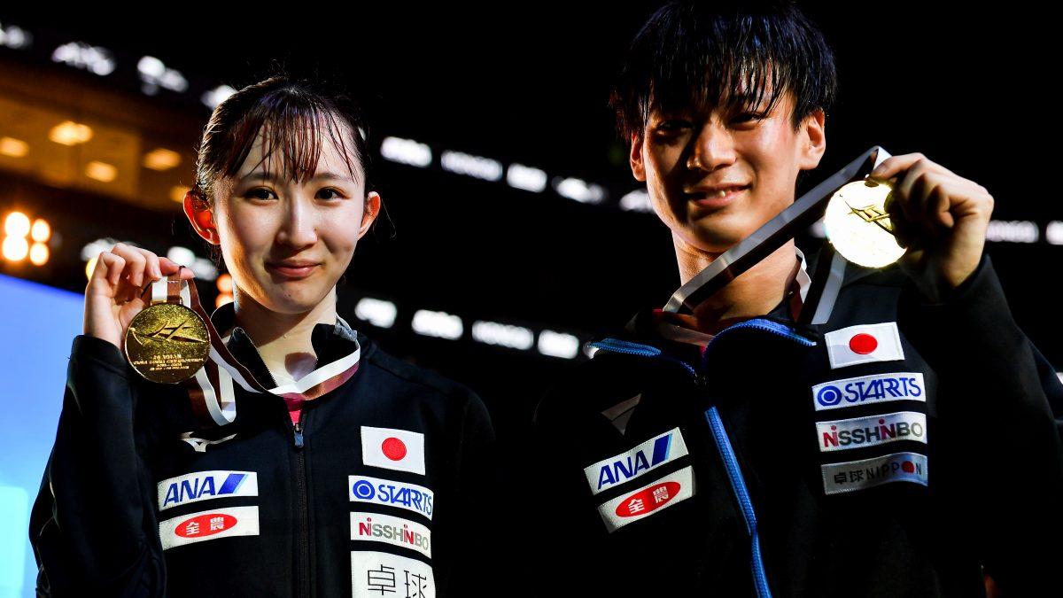 日本勢は計4種目で優勝 男子単は李尚洙が韓国代表初の優勝飾る<卓球・アジア選手権>